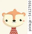 Cute squirrel. 54127930