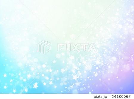 ピンクパープル色星キラキライメージ 54130067