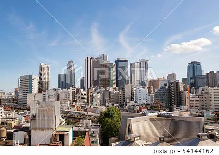 新宿高層ビル群(大久保より) 54144162