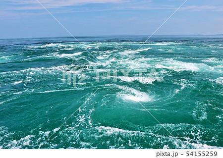 四国 徳島県 鳴門の渦潮 54155259