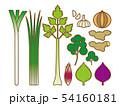 野菜_バリエーション 香味野菜セット 54160181