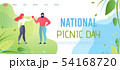 Landing Page Offering Rest on National Picnic Day 54168720