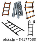 vector set of ladder 54177065