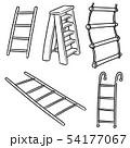 vector set of ladder 54177067