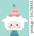 Cute sheep. 54178435