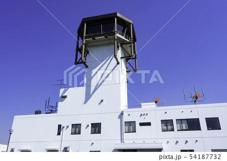 島根県出雲市 出雲縁結び空港 管制塔 54187732