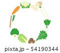 冬野菜3 フレーム 54190344