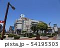 下館駅前ロータリー 54195303