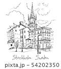 Riddarholmen in Stockholm, Sweden 54202350
