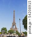 パリ エッフェル塔 54208915