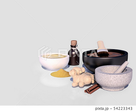 Spa, still, life, with, cosmetic, products  54223343