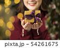 クリスマス プレゼント 女性 54261675