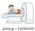 CT検査 人間ドック 健康診断 54264450