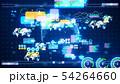 インターフェース グラフ 54264660