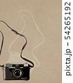背景-カメラ-レトロ-紙 54265192