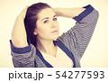 女の人 女性 十代の写真 54277593