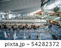 羽田空港 出発ロビー ボカシ 54282372