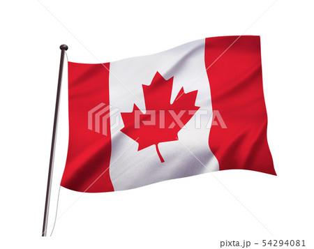 カナダの国旗イメージ 54294081
