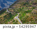 Masca valley in Tenerife Island. Scenic mountain 54295947