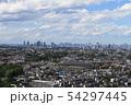 横浜から眺めた東京 風景 54297445