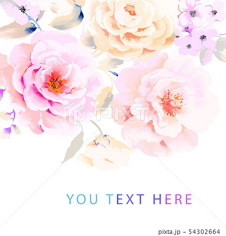 花 フラワー お花 54302664