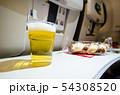 機内食 ビール スナック 54308520