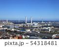 湾岸の工場 風景 54318481