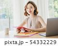 女性 ビジネス 54332229
