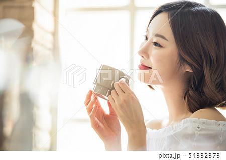 女性 ライフスタイル 54332373