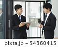 ビジネス 職業 ブレーンストーミングの写真 54360415