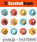 Baseball Icon Set 54370890