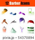 Barber Icon Set 54370894