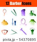Barber Icon Set 54370895