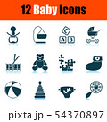 Baby Icon Set 54370897
