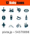 Baby Icon Set 54370898