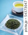 茶葉、緑茶、日本茶 54373047