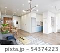 modern  living interior design. 54374223