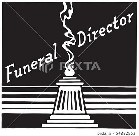 Funeral Director 54382953