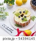 レモンケーキでデザートタイム 54394145