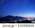 朝に向かう蒜山高原 54396846