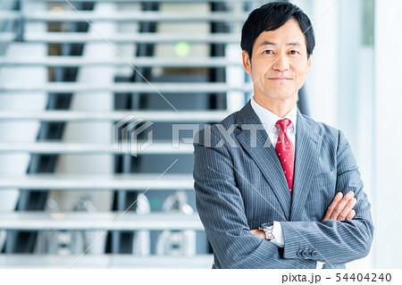 ミドルのビジネスマン 54404240