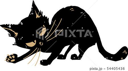 黒猫 54405436