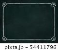 背景-フレーム-黒板-ヴィンテージ 54411796