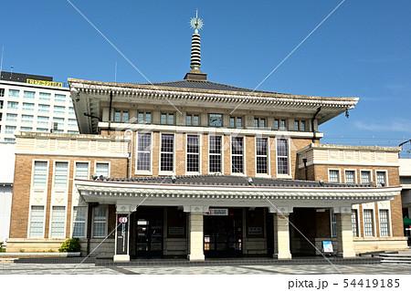 奈良駅2代目駅舎 54419185