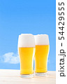 ビール 54429555