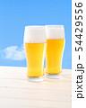 ビール 54429556