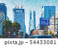 都市風景 54433081