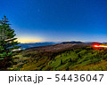 秋の渋峠 夜景 【群馬県】 54436047