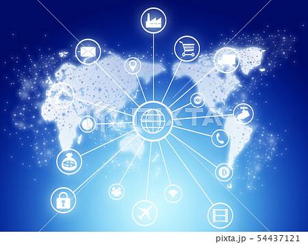 ネットワーク 54437121