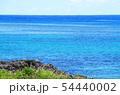 沖縄 八重山諸島 黒島の仲本海岸 54440002